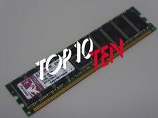 Kingston kvr333d8r25/1g 1 Go 333 MHz DDR ECC Registered cl2.5 DIMM 2rx8 2.5 V RAM