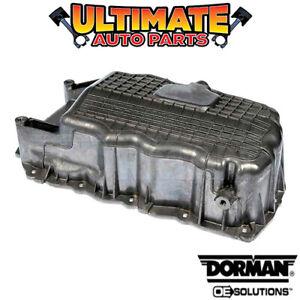 (Alumium) Oil Pan (2.4L 4 Cylinder) for 01-06 Dodge Stratus (Sedan)