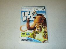Ice Age DVD, 2006, 2-Disc Set, Super Cool Edition w/Slipcase
