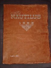 The Nautilus 1938 Greenville High School South Carolina Yearbook, Clubs Classes