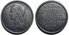 Réunion, 2 Francs 1948 Essai