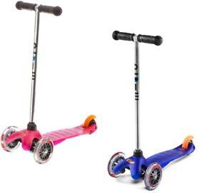 Micro Mini Kinderroller Scooter Kickroller Roller Scooter Cityroller NEU