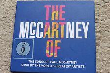 The Art of McCartney 2 CD & DVD - 2 bonus tracks (amazon) (Paul, Pure, Beatles)