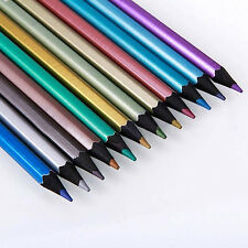 Marco Pro 12 Colors Metallic Non-toxic Drawing Pencils Drawing Sketching Finest