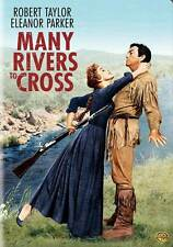 MANY RIVERS TO CROSS Movie POSTER 27x40 B