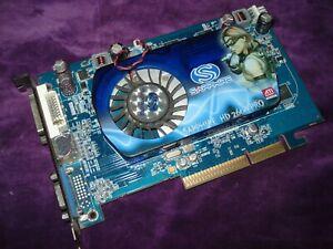 Sapphire ATI Radeon HD 2600 PRO 512Mb DDR2 AGP 8x SVGA Video Graphics Card