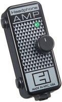 Electro Harmonix Headphone Amp Portable Guiar Practice Amplifier w/ Battery EHX
