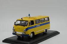 Mega Rare ! Raf 977 Milicya Police Custom Made 1/43