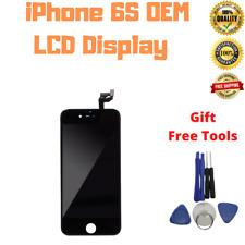 For Original Iphone 6s Black Lcd Digitizer Assembly Genuine Full Screen Display