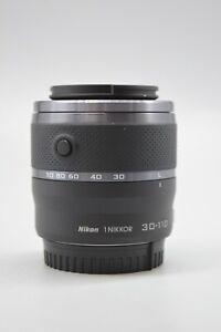 Nikon 1 NIKKOR 30-110mm f/3.8-5.6 VR IF ED Lens (Black)