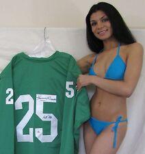 "TOMMY McDONALD signed jersey Philadelphia Eagles ""Hall of Fame 98"" Inscription"