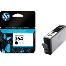 1x HP 364 ORIGINAL TINTE PATRONEN PHOTOSMART C309A C309G C410B C5324 C5380