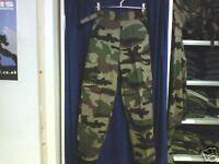 Pantalon guérilla camouflé c/e Armée Française taille38