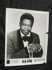 Original 70's B.B. KING Publicity Photo ABC/DUNHILL
