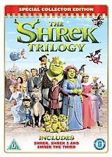 Shrek Trilogy (DVD, 2007, 3-Disc Set)