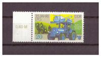 DDR, 30 Jahre LPG MiNr. 3090 mit Rand, 1987**