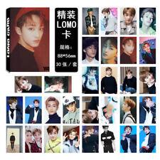 30pcs /set KPOP NCT127 NCT U MARK LEE Photo Card Poster Lomo Cards