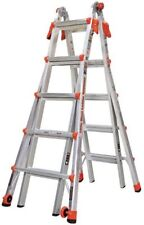 Little Giant Ladder Systems Ladder 22 Foot Multi-Position Aluminum