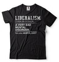 Donald Trump T-shirt 2020 Election Liberalism Shirt Trump Republican Tee shirt