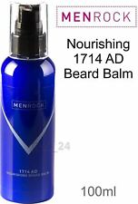 Men Rock Beard and Moustache Care Nourishing Balm 1714 AD 100ml for Him
