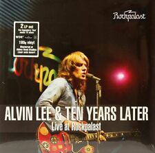 LIVE AT ROCKPALAST  ALVIN LEE Vinyl Record