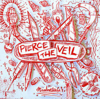 Pierce the Veil - Misadventures [New & Sealed] CD