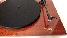 Thorens - TD 295 mkIV Mahogany - Auto Shut-off Turntable - *DEMO*