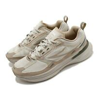 Fila BTS X Project 7 Curvelet Beige Brown Green Men Women Unisex Distressed Shoe