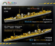 Rainbow 1/700 Rb7110 IJN Destroyer Mutsuki Class for Pit-Road