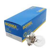 10 x Lámpara Bombilla Bosma P26S 6v 15w Premium de la bola CERTIFICADO E PARA