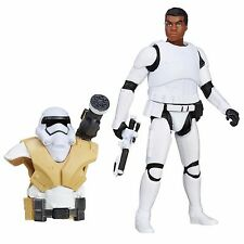 Star Wars The Force Awakens Armour Up Finn Stormtrooper Action Figure UK Seller