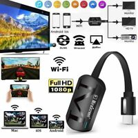 WIFI Screen Mirroring Dongle HD 1080P HDMI Tool Airplay Miracast Dlna TV Stick