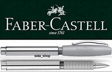 Faber Castell Tintenroller Essentio Metall glänzend silber *!bestprice!*