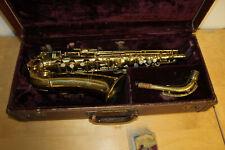 1954 Pan American Alto Saxophone ~ Conn ~ As Is ~