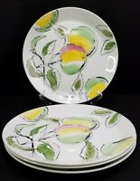 "Johnson Brothers Dorado Ironstone Dinner Plates 10"" Set Of 4 Made In England"
