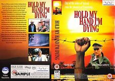 Hold My Hand I'm Dying, Oliver Reed Video Promo Sample Sleeve/Cover #14501