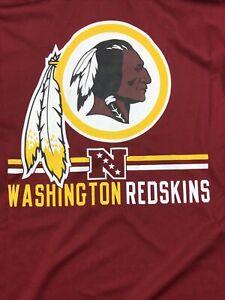 NFL Youth Washington Redskins TEAM APPAREl Fleece 1/4 Zip PullOver XL 18-20 NWT