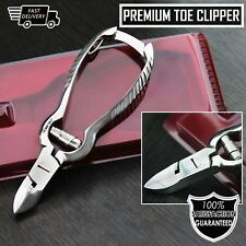 PRO HEAVY DUTY THICK Toe Nail Clippers PLIER Chiropody Podiatry STAINLESS Steel