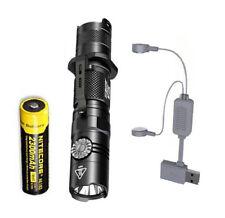 Nitecore MT22C -1000 Lumen Flashlight w/ NL183 Battery & A1 Charger