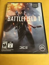 BATTLEFIELD 1 [PC, DICE EA Games, 2016] - Brand new sealed - Fast SHIP!