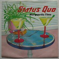 """STATUS QUO - Marguerita Time  7"""" Single QUO 14 (45/113)"""