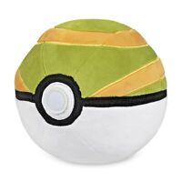 "Pokemon Rapide Ball 5/"" Soft Plush Toy officielles Tomy Poke Ball neuf avec étiquettes"