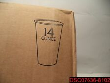 Qty1000 Cups International Paper 14oz Walmart Popcorn Shrimp Cups Dmr 14