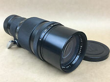Asahi Pentax 300mm F/4 Takumar M42 Screw Mount Early Model Lens - Clean