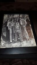 The Osmonds Rare Original Mgm Records Promo Poster Ad Framed!