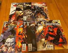 The Batman #1 New 52 Detective Comics #1 New 52 (DC) 1ST PRINTS