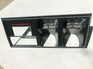 Ford xa xb dash with gauges falcon coupe gs gt phase 4 madmax xy xw xc