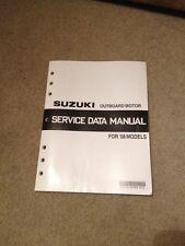 Service Manual Suzuki Outboard Motor 08 Models