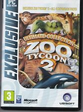 ULTIMATE COLLECTION ZOO TYCOON 2