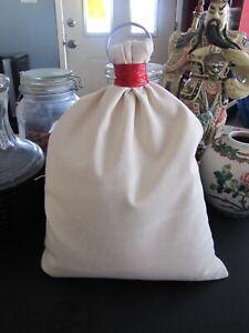 Iron Palm Hanging Bag - Medicinal Filling
